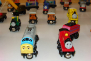 Collect Thomas Tomy Trains